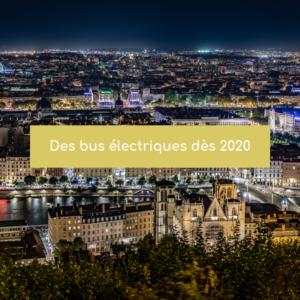 Des bus électriques dès 2020