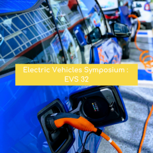 Electric Vehicles Symposium : EVS 32