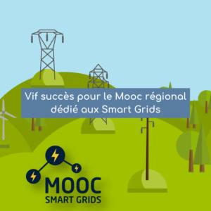 Vif succès pour le Mooc régional dédié aux Smart Grids