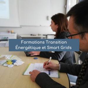 Formations transition énergétique et Smart Grids