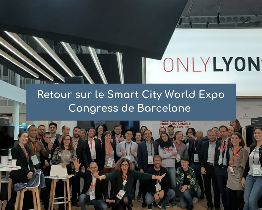 L'Institut Smart Grids au Smart City Expo World Congress de Barcelone