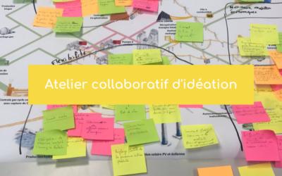 Un atelier collaboratif pour co-construire un projet de R&D : 20 participants