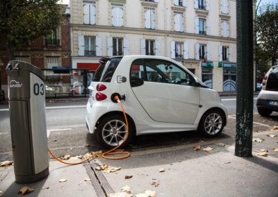 Lancement d'une étude sociétale sur la recharge des véhicules électriques sur la Métropole de Lyon