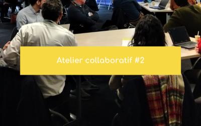 2ème atelier collaboratif R&D du 6 février 2020 : plus de 30 participants