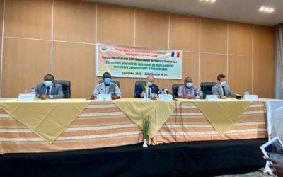 Africit-e : 1ère mission au Ouagadougou