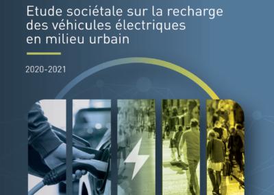 Etude sociétale sur la recharge des véhicules électriques sur la Métropole de Lyon
