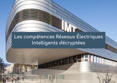 Les compétences Réseaux Electriques Intelligents décryptées