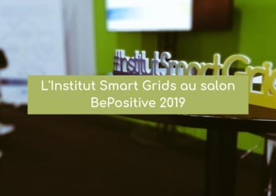 L'Institut Smart Grids à BePositive les 13 et 14 février 2019