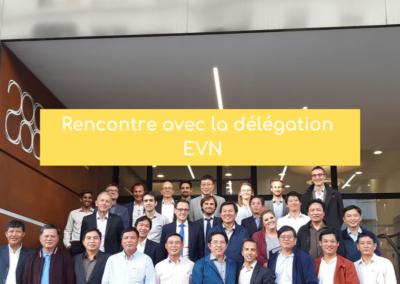 L'Institut Smart Grids est fier d'avoir accueilli une délégation d'Electricity of Viet-Nam (EVN-SPC)