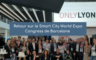 L'Institut Smart Grids au Smart City Expo World Congress de Barcelone